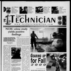 Technician, July 19, 2000