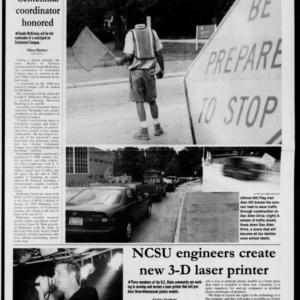 Technician, August 2, 2000