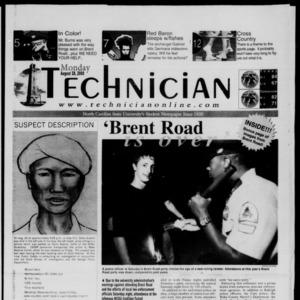 Technician, August 28, 2000