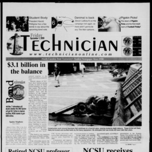 Technician, September 1, 2000