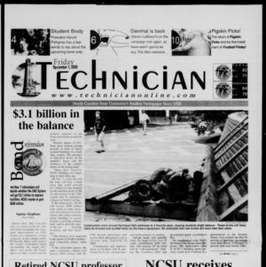 Technician, September 1, 2000