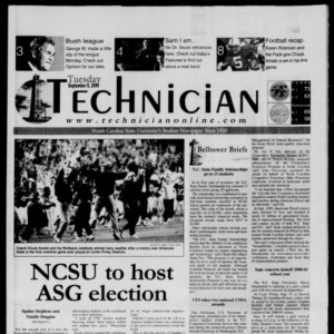 Technician, September 5, 2000