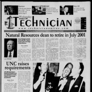 Technician, September 6, 2000