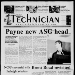 Technician, September 8, 2000