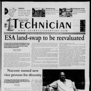 Technician, September 14, 2000