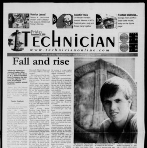 Technician, September 22, 2000