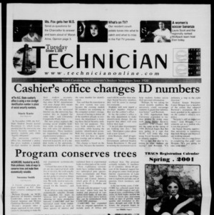 Technician, October 3, 2000