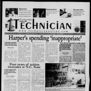 Technician, October 4, 2000