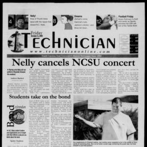 Technician, October 6, 2000
