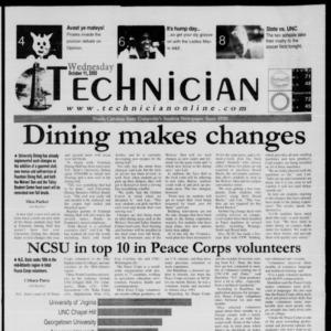 Technician, October 11, 2000