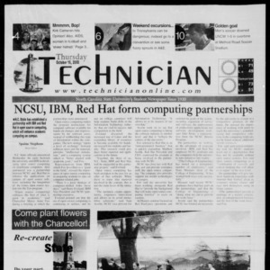 Technician, October 19, 2000