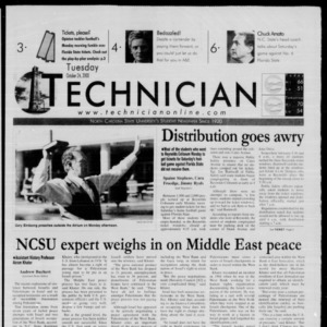 Technician, October 24, 2000