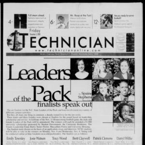 Technician, November 3, 2000