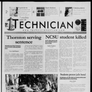Technician, November 7, 2000