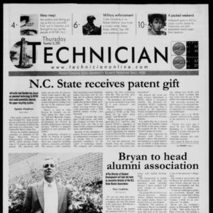 Technician, November 16, 2000