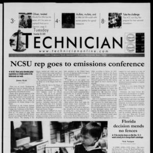 Technician, November 28, 2000