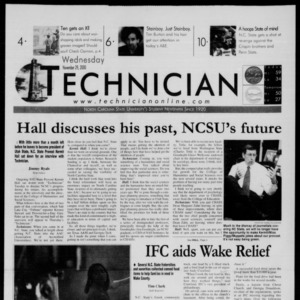Technician, November 29, 2000