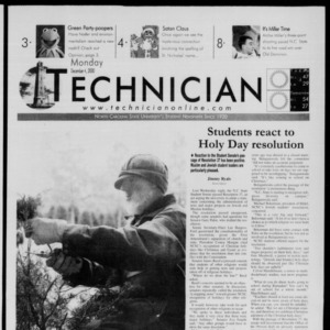 Technician, December 4, 2000