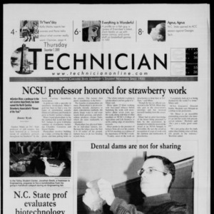 Technician, December 7, 2000