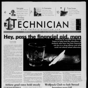 Technician, December 8, 2000