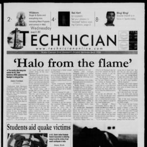 Technician, January 31, 2001