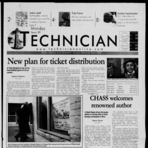 Technician, February 5, 2001
