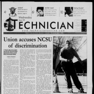 Technician, February 7, 2001