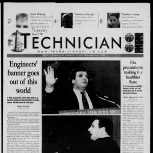 Technician, February 13, 2001