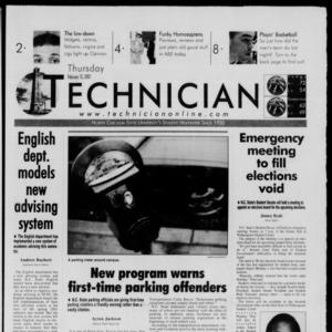 Technician, February 15, 2001