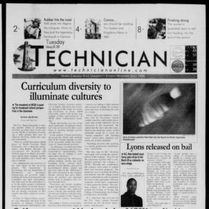 Technician, February 20, 2001