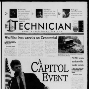 Technician, February 21, 2001