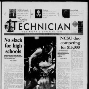 Technician, February 22, 2001