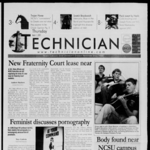 Technician, March 1, 2001