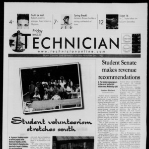 Technician, March 23, 2001