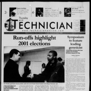 Technician, April 5, 2001