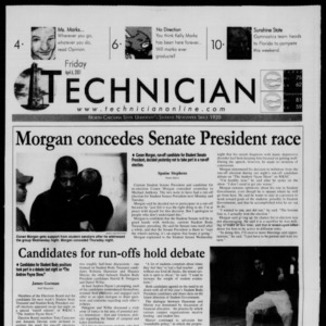 Technician, April 6, 2001