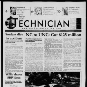 Technician, April 20, 2001