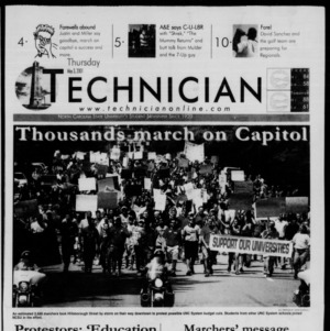 Technician, May 3, 2001