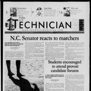Technician, May 4, 2001