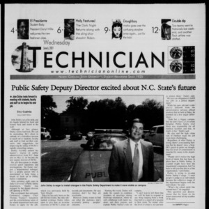 Technician, June 6, 2001