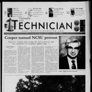 Technician, June 13, 2001