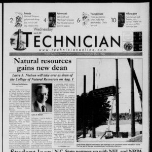 Technician, June 20, 2001