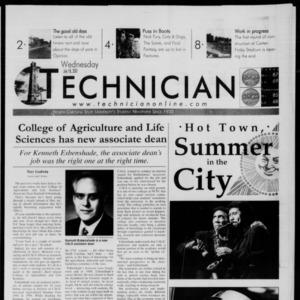 Technician, July 18, 2001