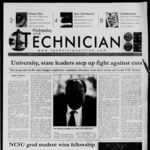 Technician, July 25, 2001
