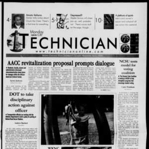 Technician, September 10, 2001