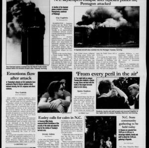 Technician, September 12, 2001