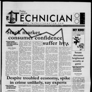 Technician, September 28, 2001