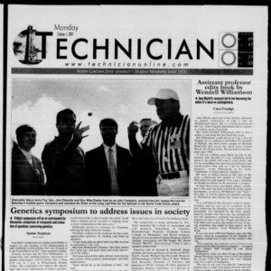 Technician, October 1, 2001