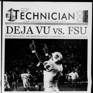 Technician, November 12, 2001