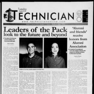 Technician, November 20, 2001